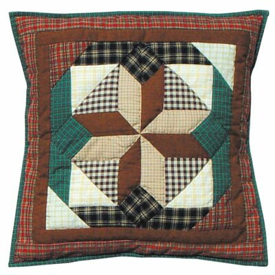 Giftwrap Cotton Throw Pillow