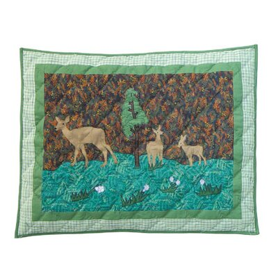Natures Splendor Pillow Sham
