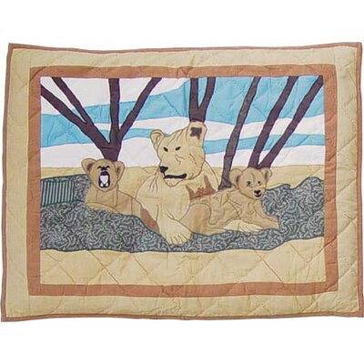 Safari Pillow Sham