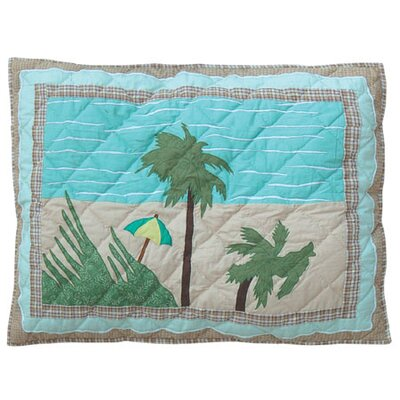 Sandy Shores Pillow Sham