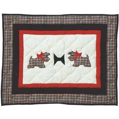 Scottie Pillow Sham