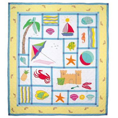 Summer Fun Quilt Size: King