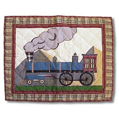 Train Pillow Sham