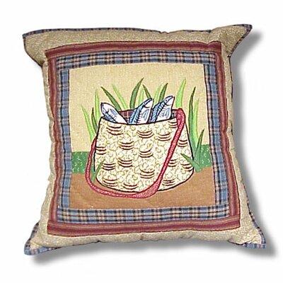Plainsboro Bag Cotton Throw Pillow