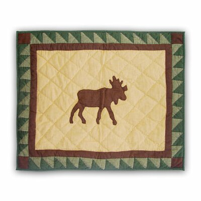 Moose Trail Pillow Sham