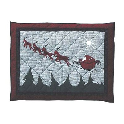 North Pole Fish Tales Pillow Sham