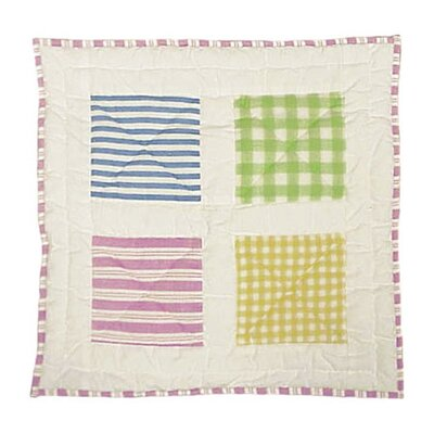 Spring Work Cotton Throw Pillow