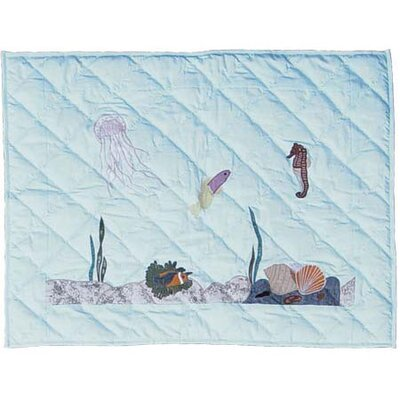 Underwater Haven Pillow Sham