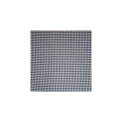 Gingham Checks Bed Skirt / Dust Ruffle Size: Full