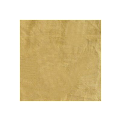 Chambray Cotton Throw Pillow Color: Light Brown