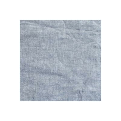 Denim Bed Skirt / Dust Ruffle Size: Queen