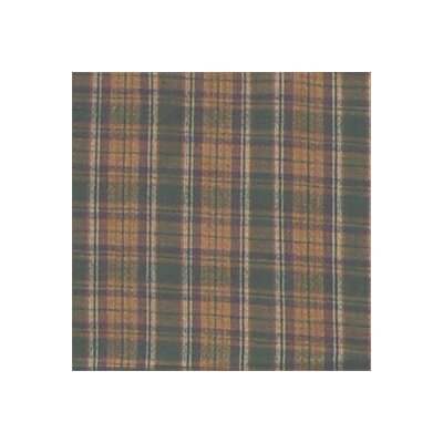Plaid Bed Skirt / Dust Ruffle Size: Full