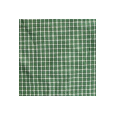 Checks King Bed Skirt / Dust Ruffle