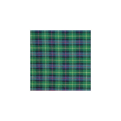 Tartan Plaid Bed Skirt / Dust Ruffle Size: King