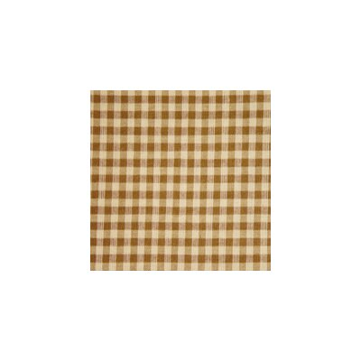 Checks Bed Skirt / Dust Ruffle Size: Queen