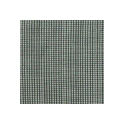 Small Windowpane Cotton Throw Pillow