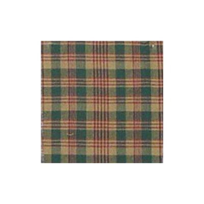 Cedar Trail Plaid Cotton Throw Pillow
