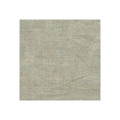 Chambray Cotton Throw Pillow Color: Sage Green