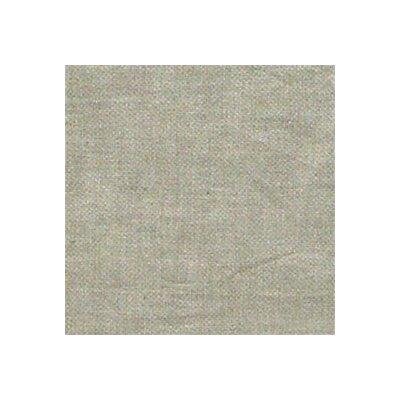 Chambray Cotton Throw Pillow Color: Sage Green