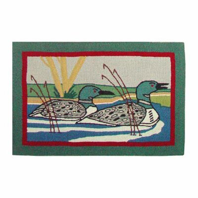 Loon Kids Area Rug Rug Size: Rectangle 2 x 3