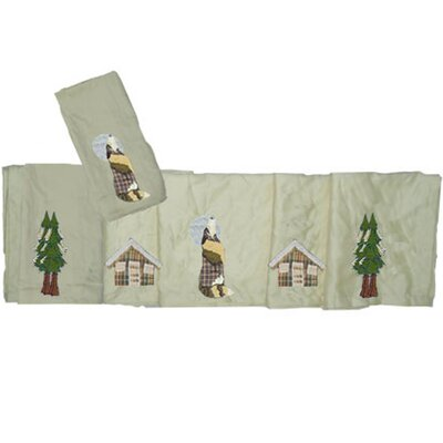 Wolf 300 Thread Count Sheet Set
