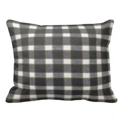 Black White and Brown Pillow Sham