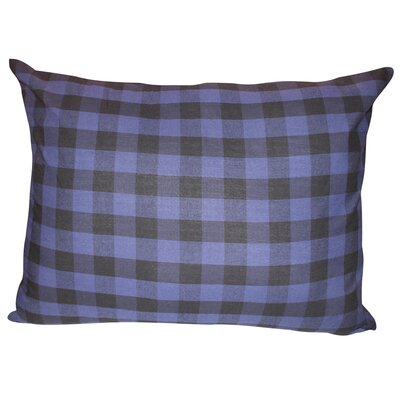 Twill Buffalo Check Sham