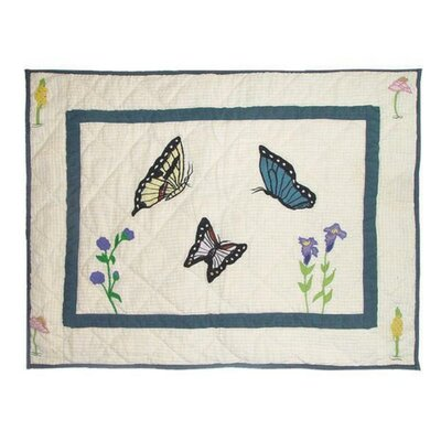Butterfly Kisses Pillow Sham