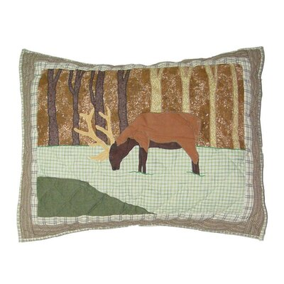 Elk Pillow Sham