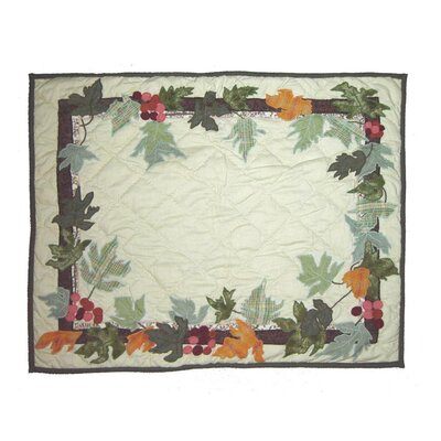Falling Leaves Pillow Sham
