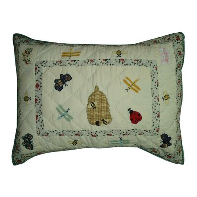 Garden Friends Pillow Sham