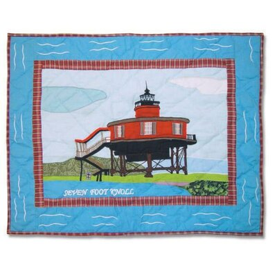 Lighthouse Gallery Pillow Sham