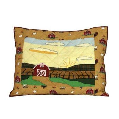 Barnyard Pillow Sham