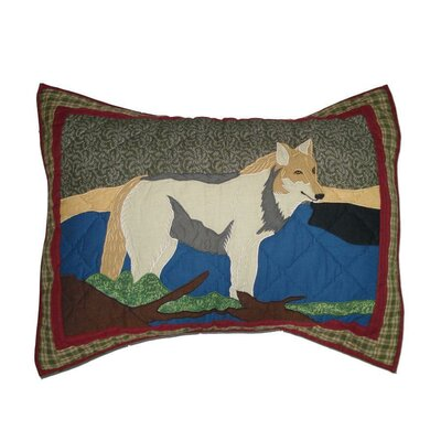 Call of The Wild Pillow Sham