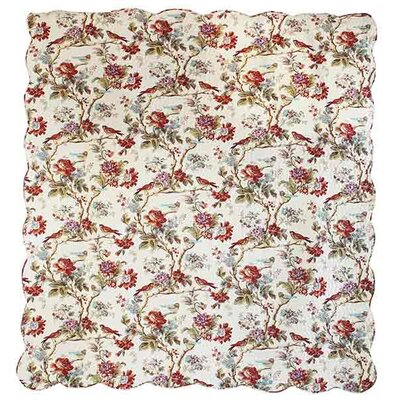 Finch Orchard Twin Throw Blanket