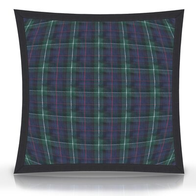 Avila Flanged Cotton Pillow Size: 16 H x 16 W