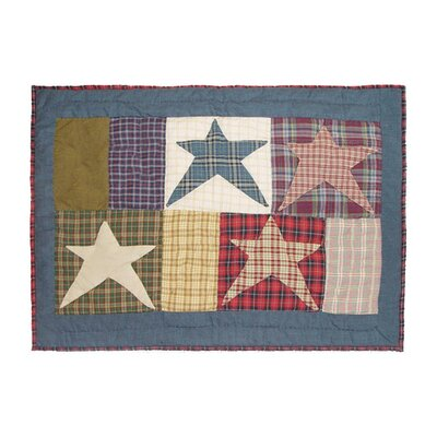 Harriette Home Spun Star Sham