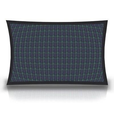 Avila Flanged Cotton Pillow Size: 21