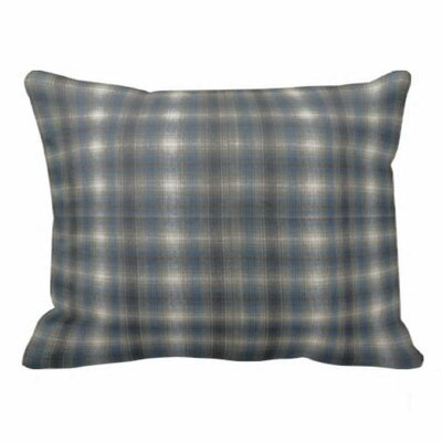 Valentine Plaid Fabric Sham