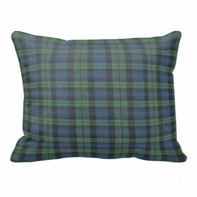 Moore  Plaid Fabric Sham