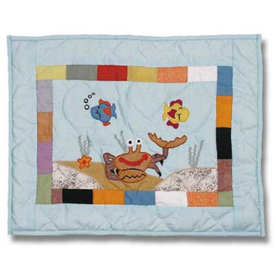 Kids Aquarium Cotton Boudoir/Breakfast Pillow