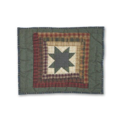 Cottage Star Cotton Boudoir/Breakfast Pillow