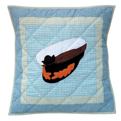 Sailors Delight Cotton Boudoir/Breakfast Pillow