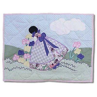 Sundress Crib Cotton Boudoir/Breakfast Pillow