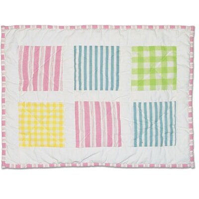 Springworks Crib Cotton Boudoir/Breakfast Pillow