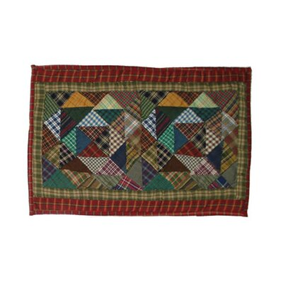 Patch Magic Log Cabin Table Runner | Wayfair