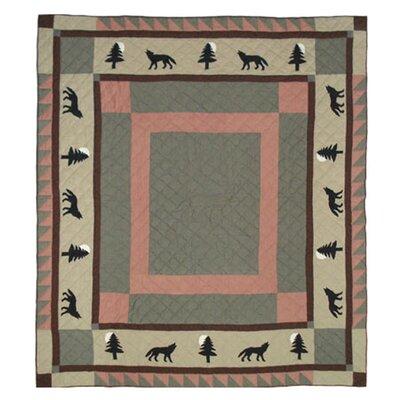 Wolf Trail Quilt