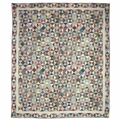 Kaleidoscope Luxury Quilt