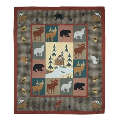 Winter Trails Quilt
