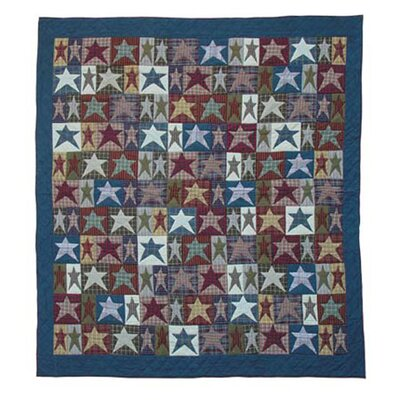 Allstar Quilt Size: Full / Queen